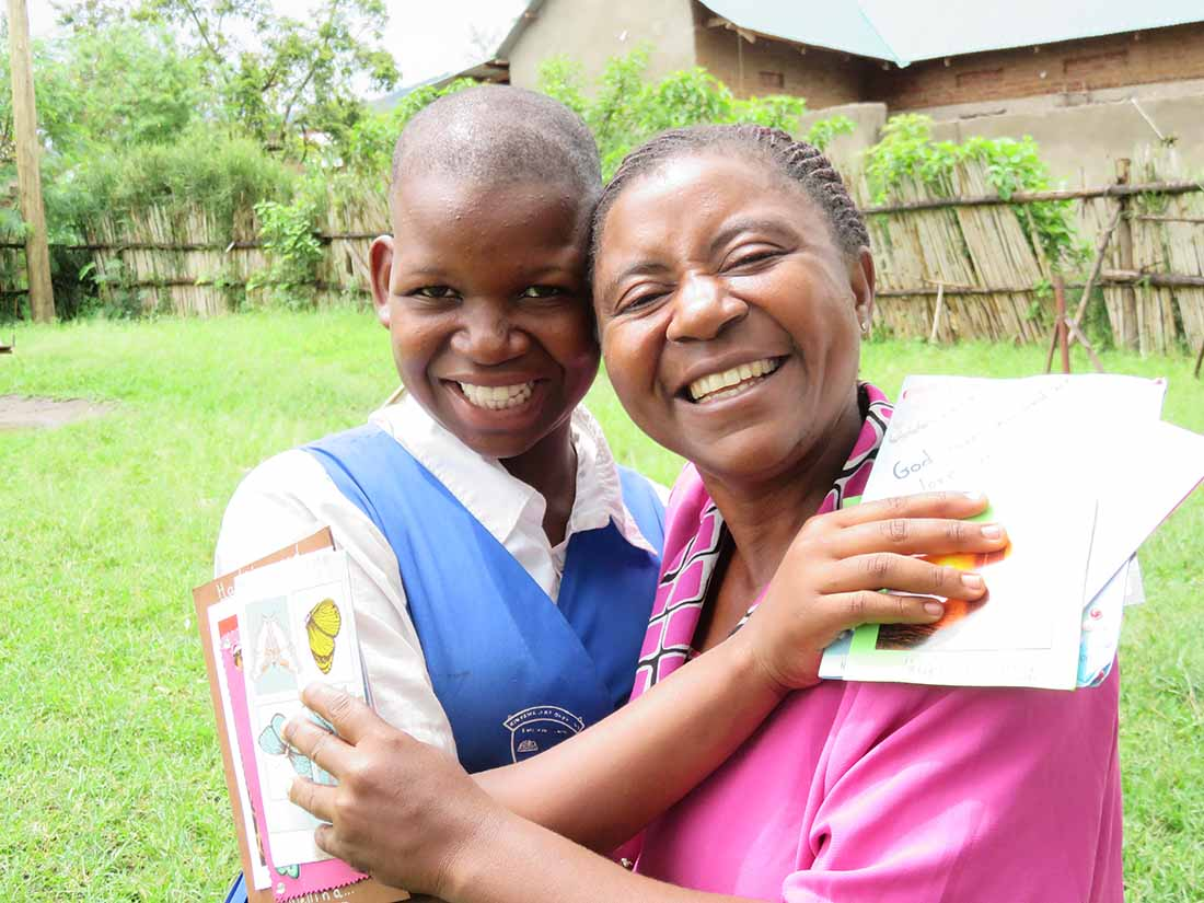 Brave Believers in Uganda Received Your Letters!