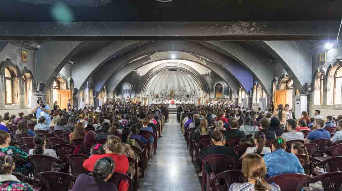 The Radical Resurrection Story of the Church in the Middle East
