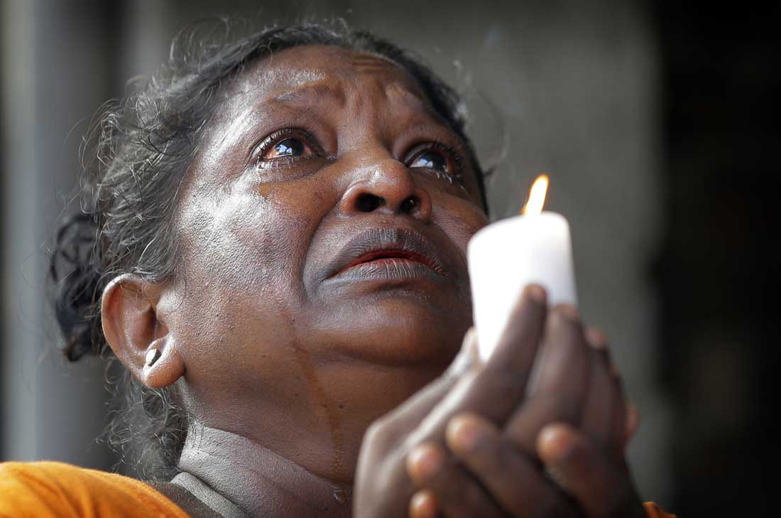 Updates from the Sri Lanka bombings–on-the-ground reports from our field